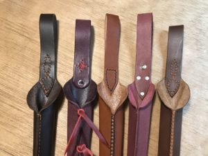 Leather Wand Holsters